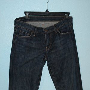 Citizens of Humanity Jeans Low rise boot cut 27